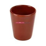 Конический стакан, 8,5*10 см, Terra Red