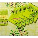 Набор столового текстиля, Цветущие оливы