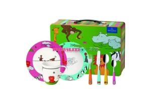 Детская столовая посуда: аппетит приходит вместе с любимой мисочкой!