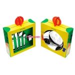 Набор детских столовых приборов Herdmar BABY TURINI, 6 предметов