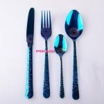 Набор столовых приборов Herdmar OSLO 3 BLUE, 24 предмета