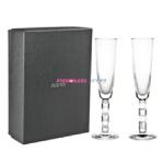 Набор из 2-х хрустальных бокалов для шампанского TANGO
