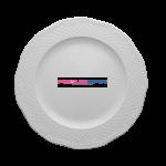 Блюдо, 305 мм, круглое