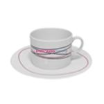 Блюдце чайное 16 cm Concept