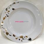 Тарелка суповая 23 см Quartzo