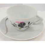 Блюдце чайное 15 см  SMC