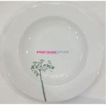 Тарелка суповая 22 см Yucca
