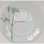 Тарелка столовая 27 см Yucca
