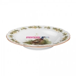 Суповая тарелка, 23.4 см, Bayreuth Flugwild Fasan