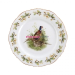 Тарелка для завтрака, 20 см,  Bayreuth Flugwild Fasan