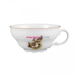 Чайная чашка, 210 мл, Bayreuth Flugwild Schnepfe
