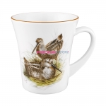 Чашка, 350 мл, Bayreuth Flugwild Schnepfe