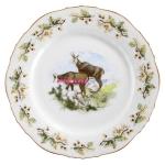 Тарелка для завтрака, 20 см, Bayreuth Haarwild Gemse