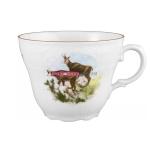 Чашка кофейная, 0.21 л, Bayreuth Haarwild Gemse