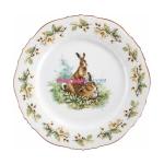 Тарелка для завтрака, 20 см, Bayreuth Haarwild Hase