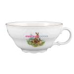 Чашка чайная, 0.21 л, Bayreuth Haarwild Hase