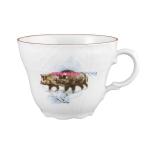 Кофейная чашка, 0.21 л, Bayreuth Haarwild Wildschwein