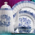 Dorothea China Blau 24800