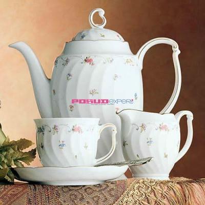 Кофейный сервиз, 20 предметов, Leonore Elegance