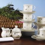 Кофейный сервиз на 6 персон, 20 предметов, Marie-Luise Streublume