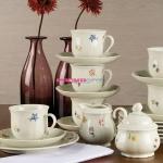 Сервиз кофейный на 6 персон, 20 предметов, Marie-Luise