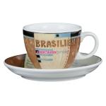 Чашка для капучино, VIP. Brasilien