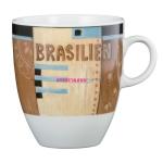 Кружка, 450 мл, VIP. Brasilien