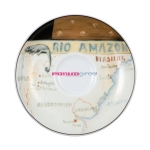 Блюдце под чашку для эспрессо, 12 см, VIP. Brasilien