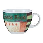 Чашка для капучино, 220 мл, VIP. Costa Rica