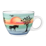 Чашка для капучино, 220 мл, VIP. Tarangire