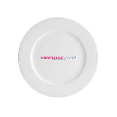 Тарелка закусочная, 17 см, Perla