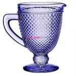 Кувшин ATLANTIS GLASS BICOS 1000 мл (Сиреневый)