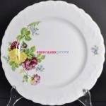 Набор тарелок Rococo E278 на 6 персон, 18 предметов