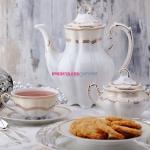 Сервиз чайный Bolero E363 на 6 персон, 15 предметов