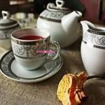 Сервиз чайный Ivonne E072 на 12 персон, 27 предметов