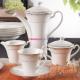 Сервиз кофейный Lorel FBC Т-2158 на 12 персон, 27 предметов