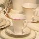 Сервиз кофейный Lorel FBC Т-2297 на 12 персон, 27 предметов