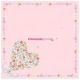 Набор столового текстиля (розовый), Romantic