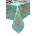 Набор столового текстиля (голубой), Romantic