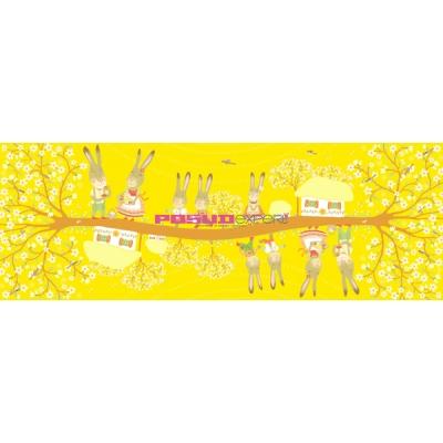 Шлейф 50*150 см, Светлая Пасха