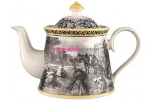 Сервиз для чая в Англии – гармоничное дополнение стиля самой хозяйки